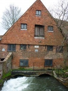 Winchester Town Mill