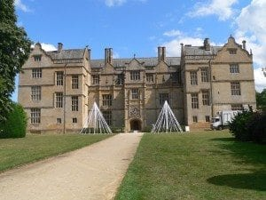 Montacute House - Photo by Brian Tait