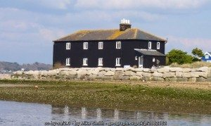 Black House Mudeford Spit