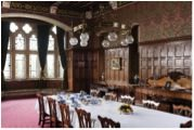 The Dining Room at Knightshayes Court