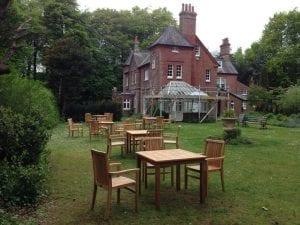 New Max Gate garden chairs