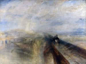 Rain, Steam and Speed by JMW Turner